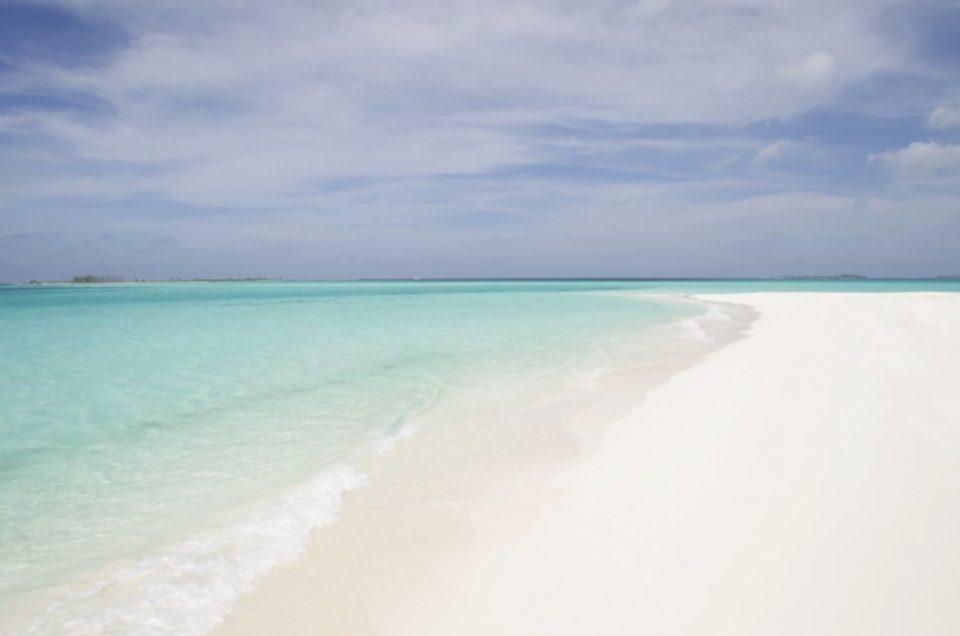 4 x doen op de Berry Islands in de Bahamas