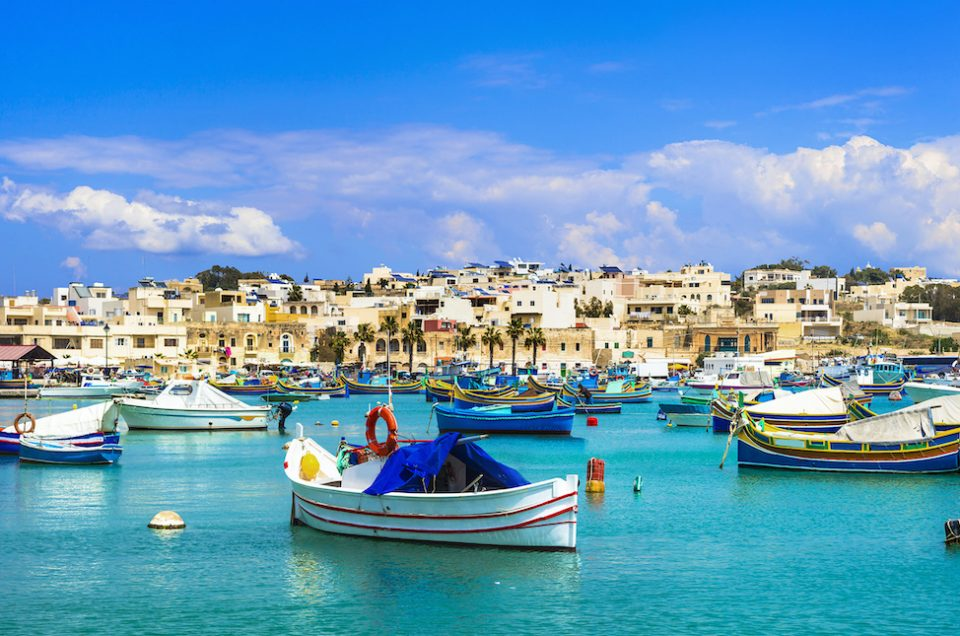 Malta gaat weer open voor de zomer van 2021 en verwelkomt toeristen vanaf juni