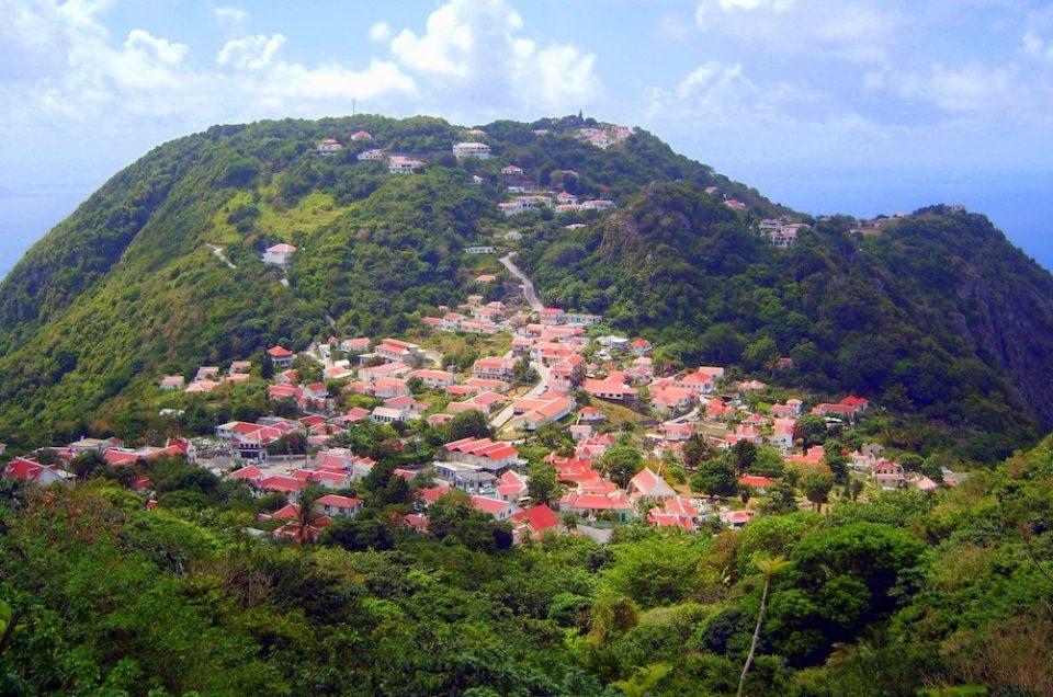 6 bezienswaardigheden op Saba