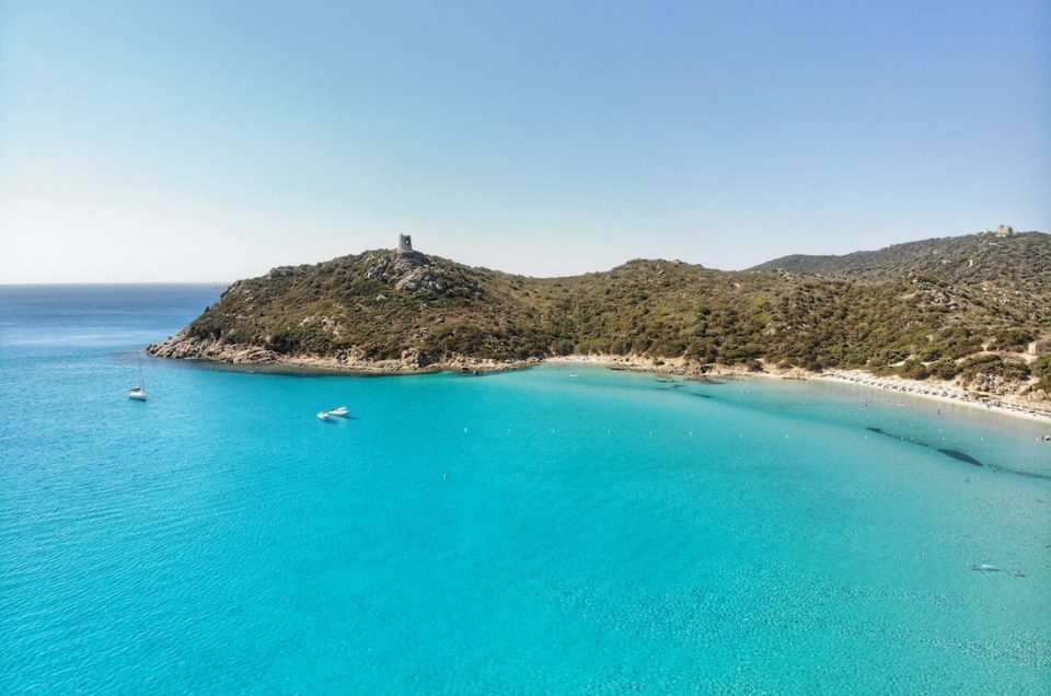8 redenen voor een vakantie naar Sardinië