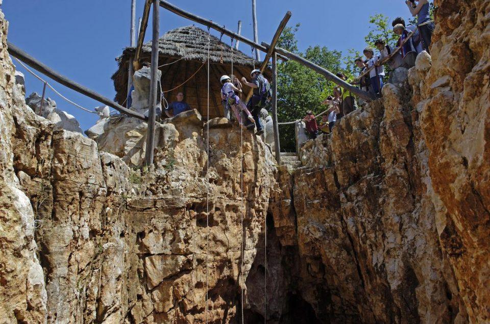 3 adrenaline kicks in Istrië