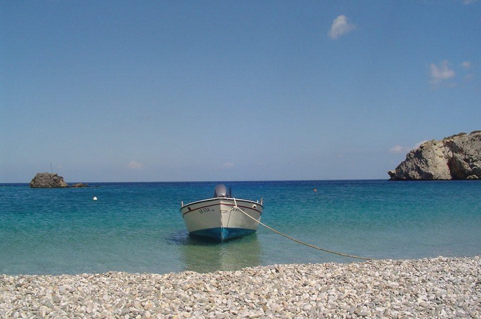 5 x de mooiste stranden van Karpathos